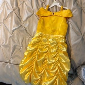 Other - Belle costume girls size 6-7t